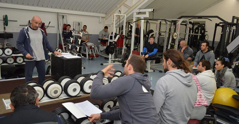 Réunions d'informations – Formations aux métiers du sport