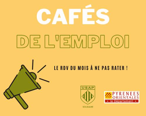 Les Cafés de l'Emploi !